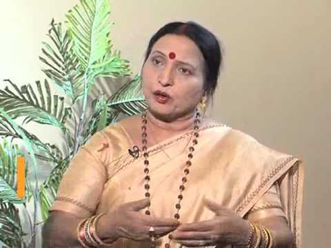 sharda sinha interviewed by abhiranjan kumar PART-1