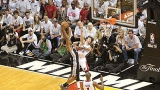 Top 10 Plays of the Night: NBA Finals Game 6 Spurs at Heat