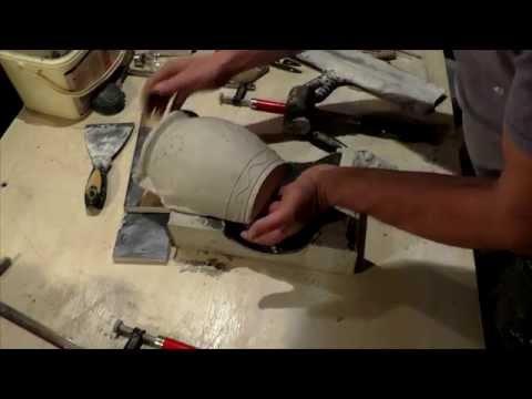 Как сделать формы для гипса в домашних 505