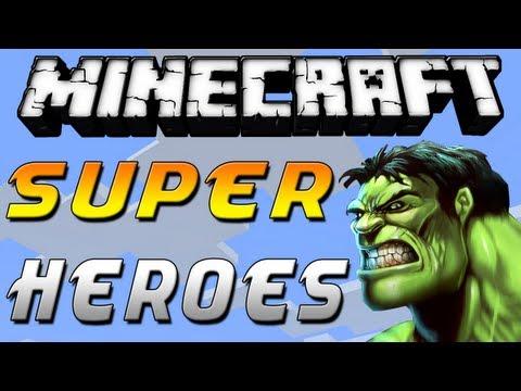 Minecraft 1.6.4 - Como instalar Super Heroes MOD - ESPAÑOL TUTORIAL