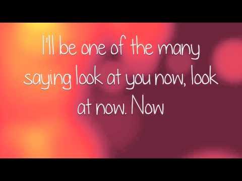 Taylor Swift - Sweeter Than Fiction (Lyric Video)