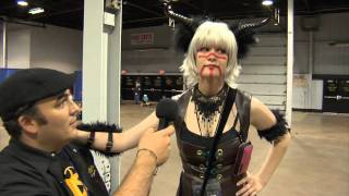 Anime Central 2011 - ACEN - Interview with Magical Tall Lady - My Remote Radio