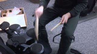 Perkusja z Lidla - unboxing i test