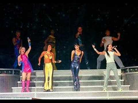 Spice Girls - Time goes by