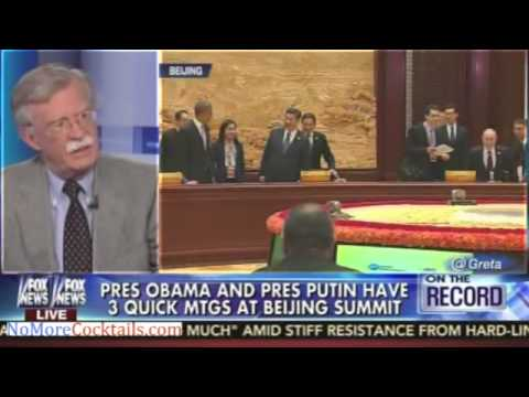 John Bolton slams Obama over APEC behavior -