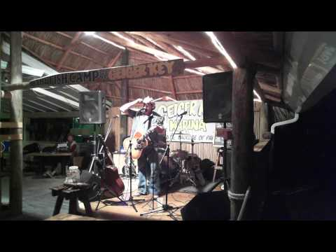 Geiger Key Marina and Fish Camp Open Jam Halloween Night 2012 part 5