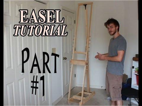 Building An Artist Easel