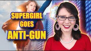 Supergirl Goes Anti-Gun