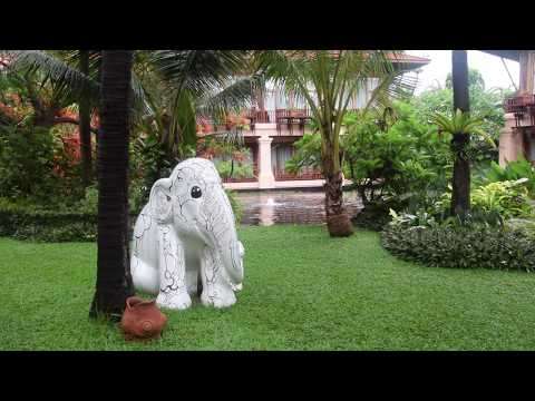 TravelTalk at the Anantara Hua Hin Resort, Thailand