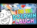 I LAUGH LIKE SIMON, TROLL AND DO THE DOLPHIN LAUGH - Minecraft Funny Moments