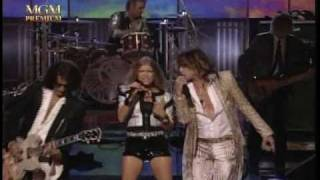 Aerosmith feat Fergie - Walk This Way HQ (US Fashion Rocks 2007)