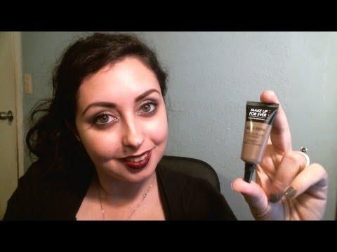 Make Up For Ever Aqua Brow Review + Tutorial