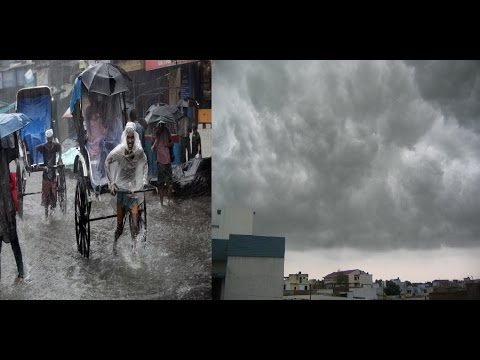 monsoons and floods