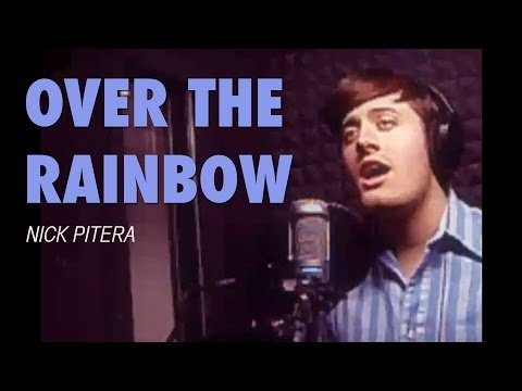 Me singing Over the Rainbow Nick Pitera (Cover)
