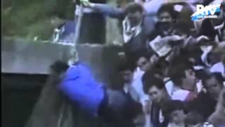 Tragedia Heysel: il ricordo di Massimo Bonini