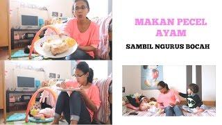 Download video VLOG    MAKAN PECEL AYAM DI PERANCIS    MOMONG BOCAH    HIDUP SEBAGAI EMAK