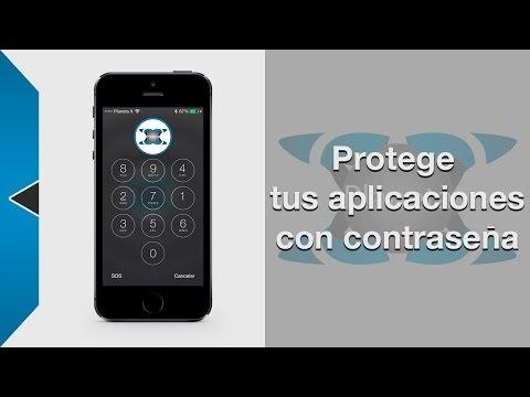Tweak IOS 7:Protege tus aplicaciones con contraseña