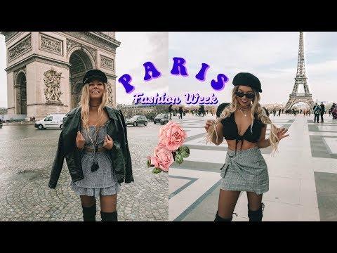 PARIS FASHION WEEK // 03.2018