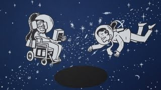 Stephen Hawking's big ideas... made simple | Guardian Animations
