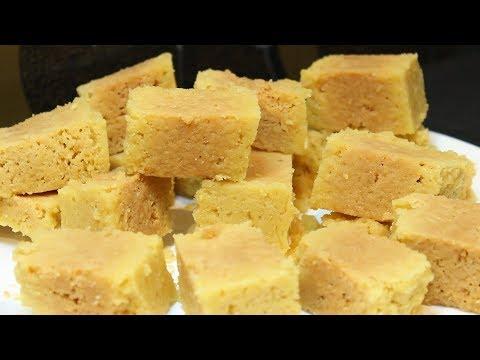 Pullareddy Style Ghee Mysore Pak Recipe || పుల్లారెడ్డి ఘీ మైసూర్ పాక్ || Indian Sweets