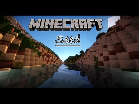 Minecraft 1.5.2 Seed: Stronghold, Village, Witch, and Epic Landscape