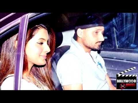 Cricket-Bollywood Romance | Harbhajan Singh & Geeta Basras HOT...