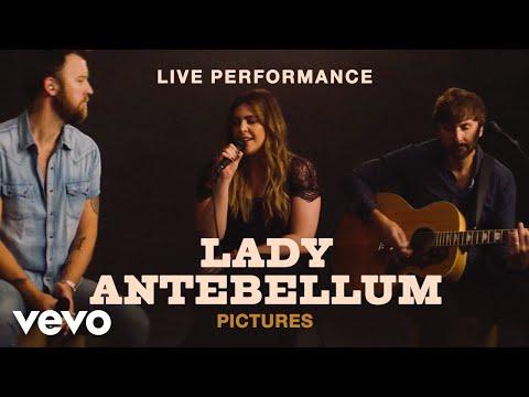 "Lady Antebellum - ""Pictures"" Live Performance | Vevo"