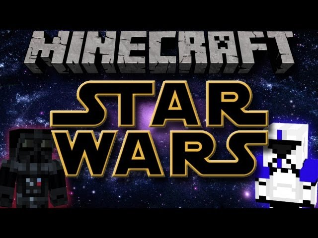 Minecraft Star Wars Mod 1.4.7 Review/Tutorial (HD) (Deutsch)