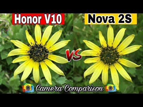 NOVA 2S Vs HONOR V10 :Detailed Camera Comparison