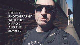 Street Photography #2 Using fuji's x-pro 2