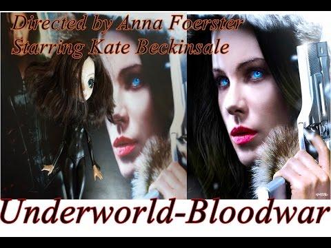 Underworld bloodwars  Starring by Kate Beckinsale Figure bjd faceup 언더원드 블러드워 영화 피규어 구체관절인형 리페인팅