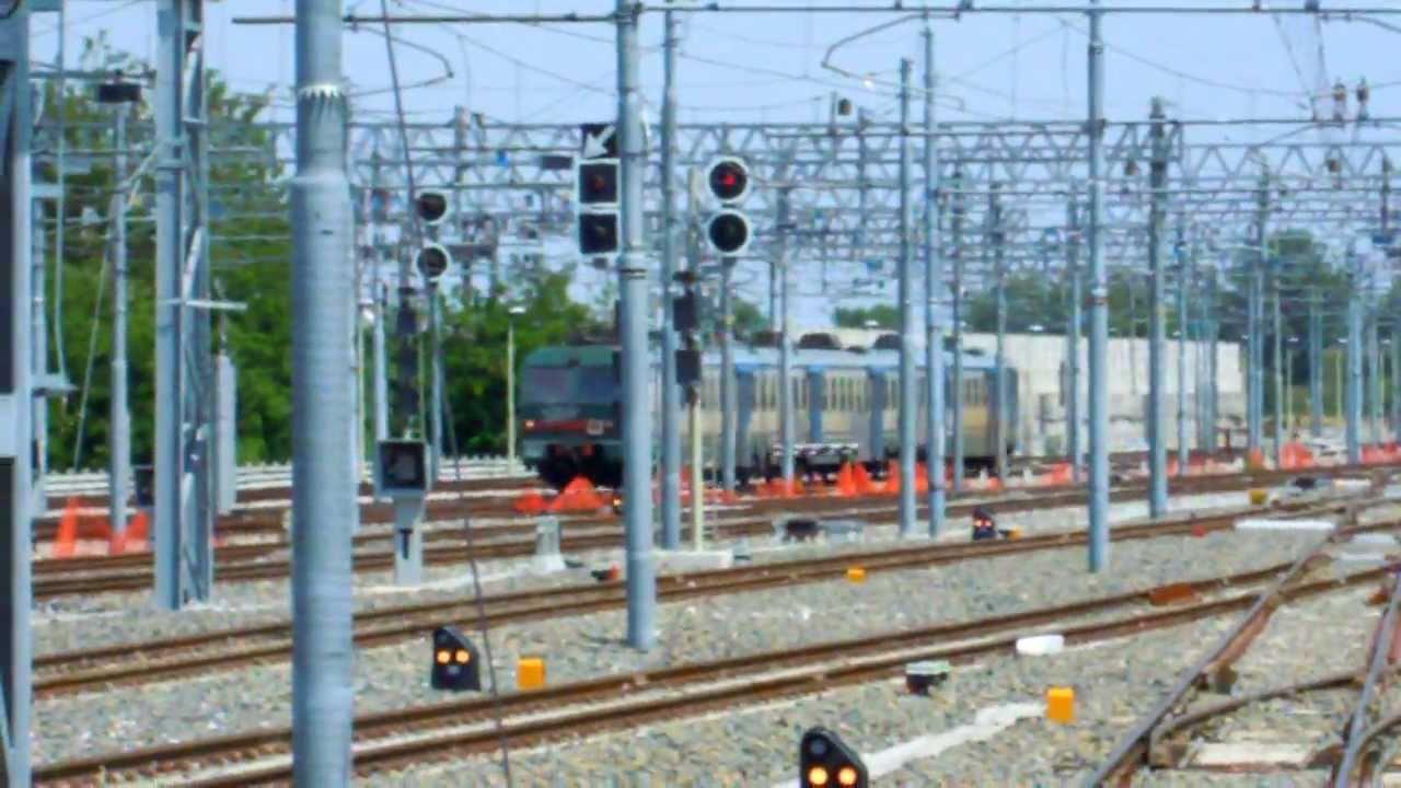 Treni a torino linea per milano e stazione di torino - Orari treni milano torino porta susa ...