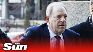 Harvey Weinstein guilty of rape and sex assault in historic #MeToo trial