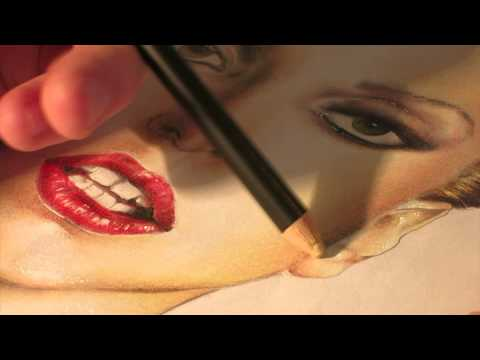 Drawing Lady Gaga