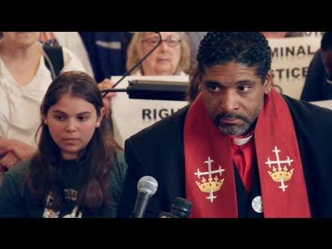 The Bible, Justice, & Equality: Rev. Barber on Civil Disobedience Arrests in NC