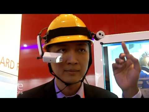 ISE 2016: Ricoh Details Wearable Video Conferencing