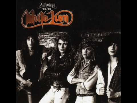 White Lion - Hungry (Demo)