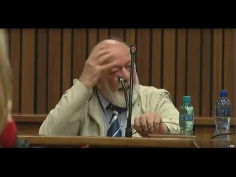 Reeva Steenkamp's father breaks down at Oscar Pistorius trial