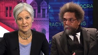 Cornel West: Why I Endorse Green Party