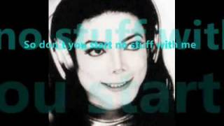 Watch Michael Jackson Monkey Business video