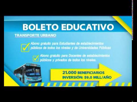 BOLETO EDUCATIVO