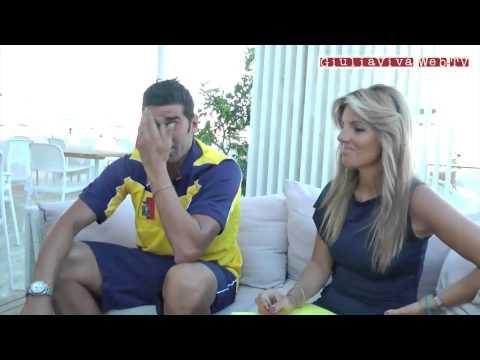 Presentazione del neo acquisto del Giulianova Calcio Moris Carrozzieri al Nova Vita Beach