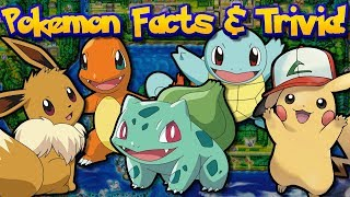 Pokemon Facts and Trivia - The Kanto Region!