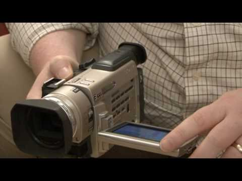 Sony DCR-TRV900E Video Review Part 1 of 2