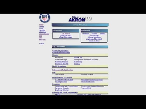 8,000 victims of Akron website hack