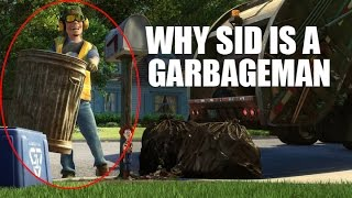 Toy Story Conspiracy Theory: Why Sid REALLY Became a Garbage Man!