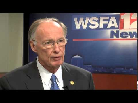 Gov. Robert Bentley on not expanding Medicaid