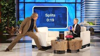 Ellen and Owen Wilson Play 'Heads Up!'