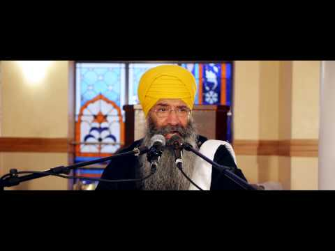 Bhai Ajit Singh Ji  At Guru Arjun Dev Ji Gurdwara (Derby) 2nd of march 2013