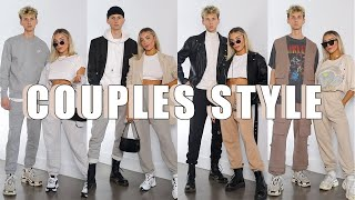 COUPLES STYLING - SWEATS | GROUTFIT, TIE DYE, CHIC, MORE